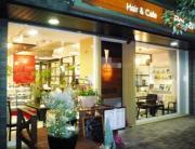 蕨で人気の美容室&カフェ