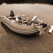 爆釣!2馬力ゴムボート