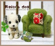Reity's dog*  〜羊毛とおうちカフェ〜