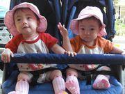 3人目は...双子!!