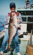 船酔い釣り師の一日