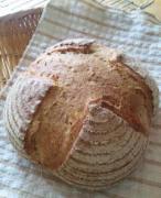 酵母パンとお気楽タイム