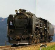 鉄道模型に重量感を求めて