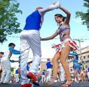 life and dance in latino style