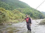 キムさんの鮎釣り日記