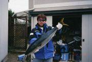 明石の釣り活動記