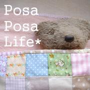 Posa Posa Blog*ポサポサブログ