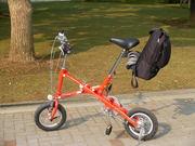 行徳・妙典からEscape Miniで自転車通勤ダイエット