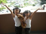 踊りの大好きな小学生姉妹の日々