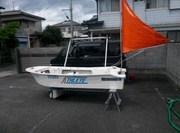 イレ丸のスモールボート