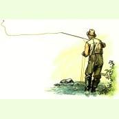 岩魚釣りた師 一壺天