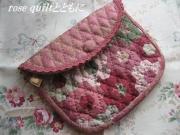 rose quiltとともに