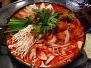 都心の韓国料理を食べ歩き