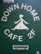 ダウンホームカフェのダウンホーム的こころ