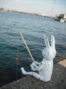 遊魚追撃装置の播州波止釣り記