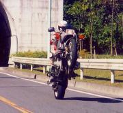 帰ってきたバイク少年