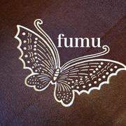 布夢〜fumu〜/柿渋で布を染めて…
