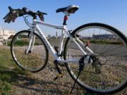 お気に入りのカメラと自転車と