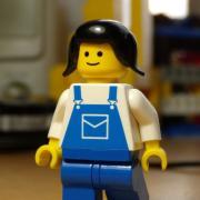 LEGO中…