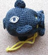 編み目の隙間