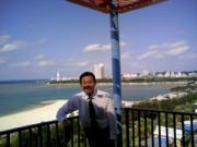 沖縄北谷町にあるリゾートコンドミニアムの住人たち!