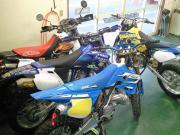 バイク修理人生