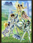 聖闘士聖衣神話 聖域