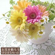 お花を飾ろう_はなはなねっと