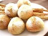 レディースミキサーでパン作り!