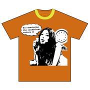 勝手気ままなTシャツデザイン
