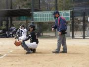 草野球を通じて元気と笑顔を!!by草野球審判