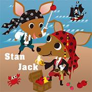 JackとStan☆スーパー ミニピン ブラザーズ☆