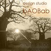 デザインスタジオ バオバブのスクラップブック