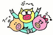 日本語教師な三匹の子ブタ