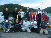 CFT & 黒霧軍団 ちぬ かかり釣り日記