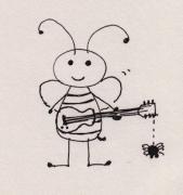 蜂蜘蛛 ロック