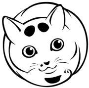 まゆげ猫 桃太郎の日記