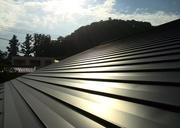 伊豆 梅原建築板金 屋根の風景