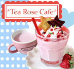 Tea Rose Cafe Fake sweets diary