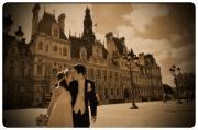 ヨーロッパ、女一人旅 〜パリが恋しくて