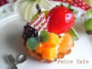 Pokke*Cafe〜粘土でスイーツ日記〜