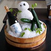 雪のふるさと安塚