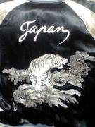 虎とサボテン