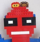 のじこじ LEGO大好き♪
