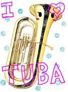 女子チューバ演奏家の毎日