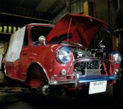 Mini Cooper Mk1 日記