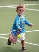 極楽蜻蛉のテニス強化ノート