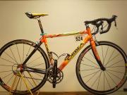 レイクス と 自転車 と あずき