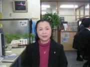 ホーム長石田さんのプロフィール