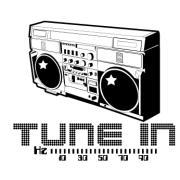Tune in☆